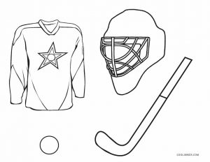 printable doodlebop coloring pages | Free Printable Hockey Coloring Pages For Kids | Cool2bKids