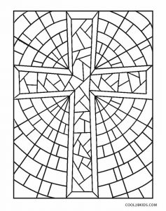 Religious Easter Coloring Pages Pictures - Whitesbelfast | 300x237