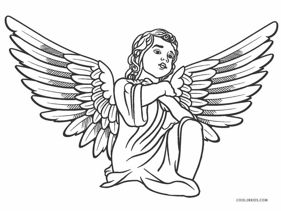 Picture Story (Angel Gabriel Visits Mary) - Kids Korner - BibleWise | 676x900