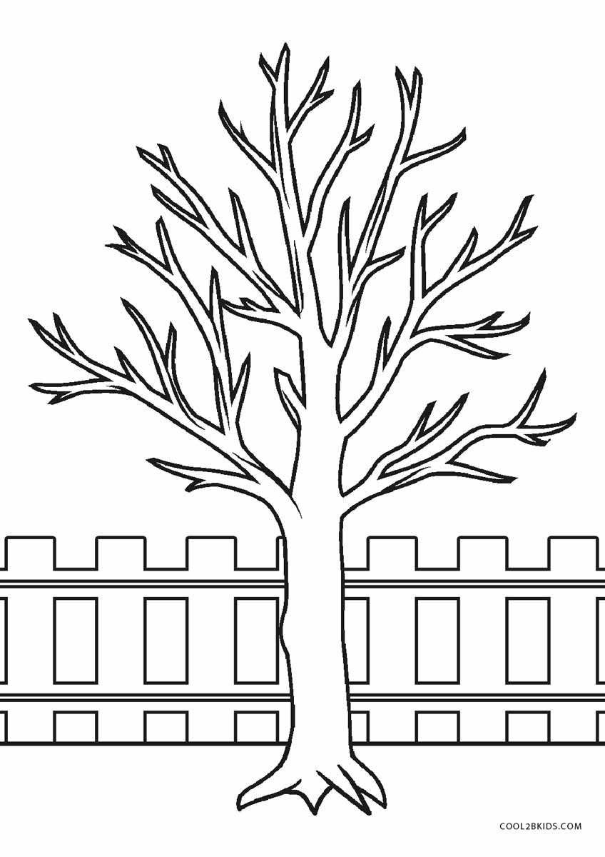 It's just an image of Fall Coloring Pages Printable with leaf outline