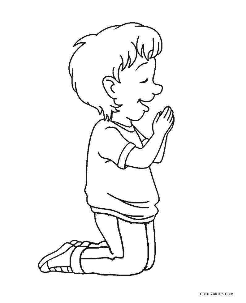 coloring pages kids boys - photo#28