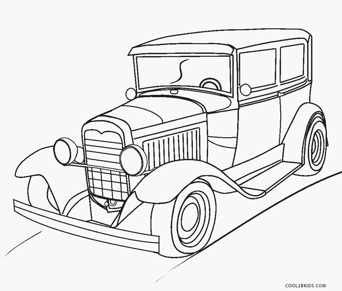 Free Printable Cars Coloring Pages For Kids Cool2bKids