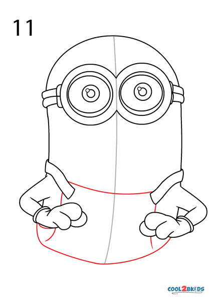How to Draw a Minion (...