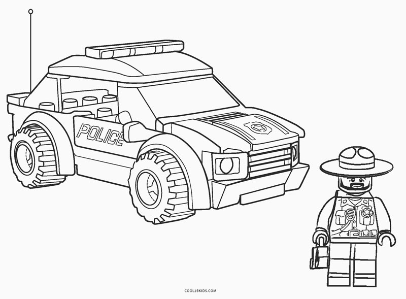 - Free Printable Lego Coloring Pages For Kids