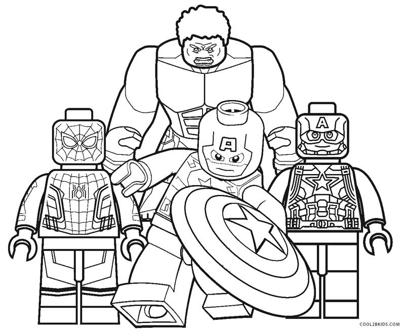 image about Printable Lego Coloring Pages identify Totally free Printable Lego Coloring Internet pages For Youngsters Amazing2bKids