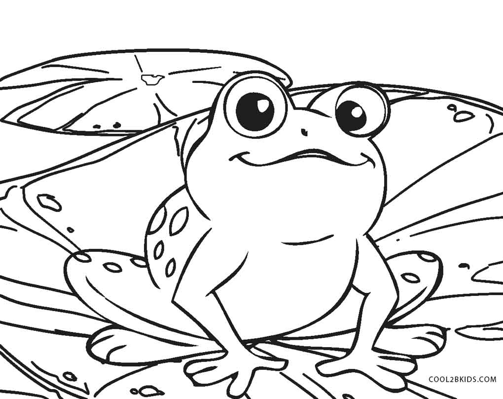 Animal Coloring Pages | Cool2bKids