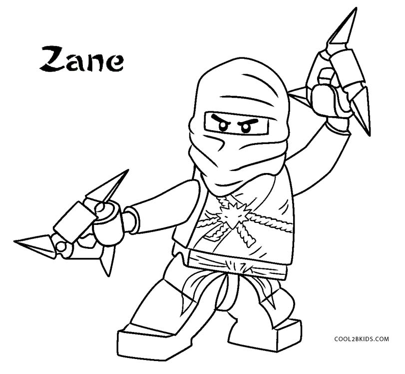 Free Printable Ninjago Coloring Pages For Kids Cool2bKids