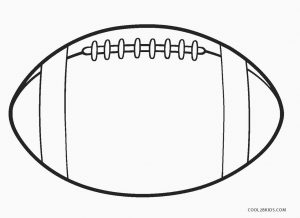 Crafty image for printable footballs pictures