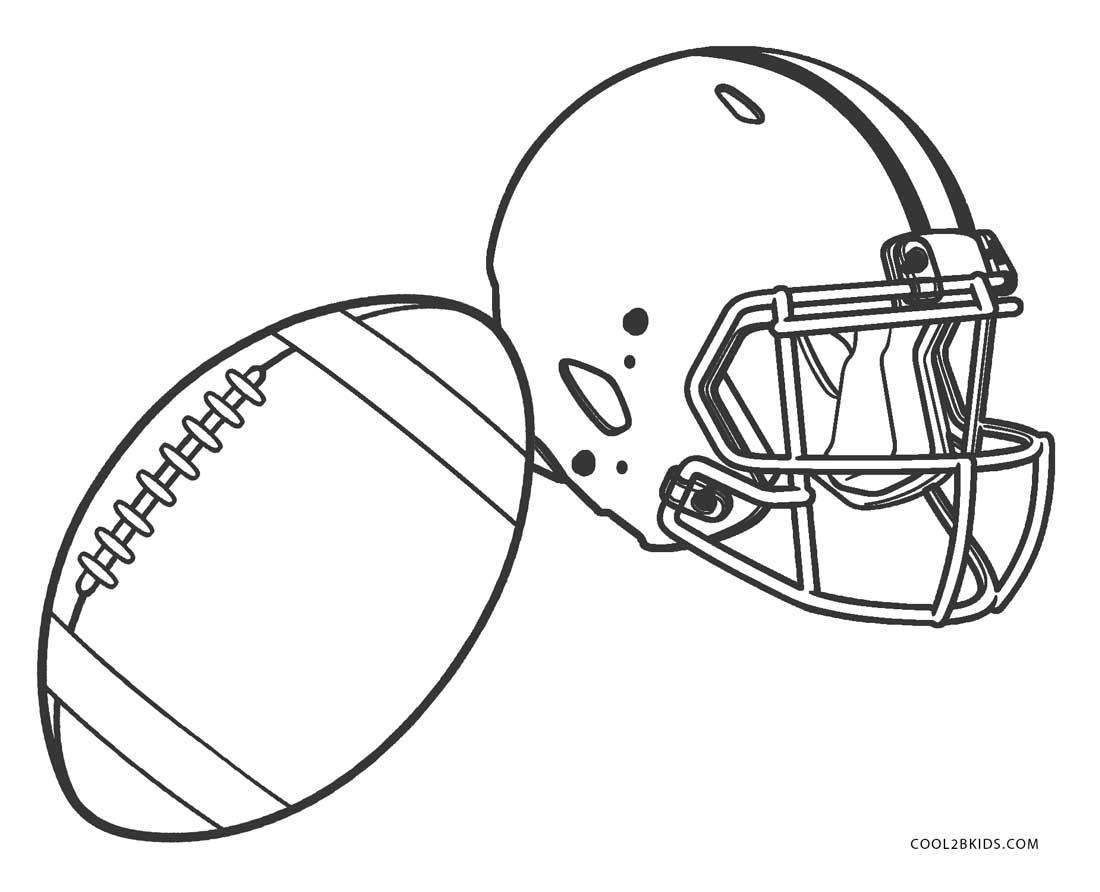 - Free Printable Football Coloring Pages For Kids Cool2bKids
