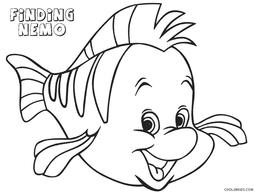 - Nemo Coloring Pages Cool2bKids