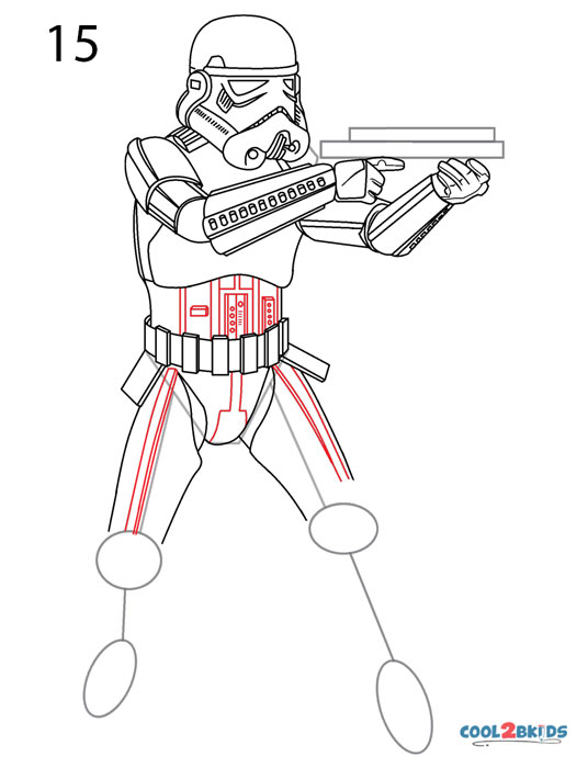 how to draw a stormtrooper helmet step by step