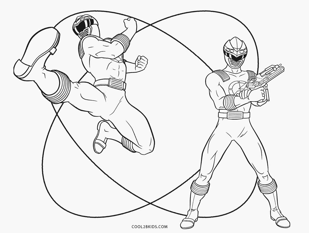Power Rangers Jungle Fury Coloring Pages - Coloring Home | 795x1050