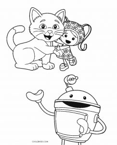reese omi zoomi coloring pages - photo#22