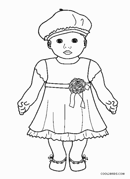 - Free Printable Baby Coloring Pages For Kids