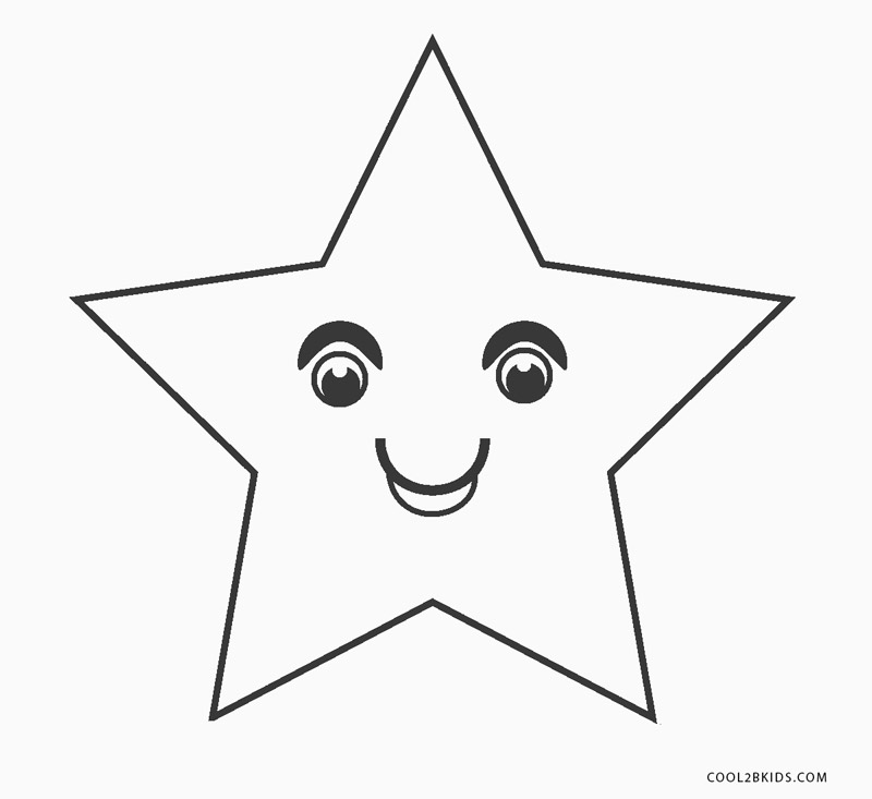graphic about Star Coloring Pages Printable identify No cost Printable Star Coloring Webpages For Small children Amazing2bKids