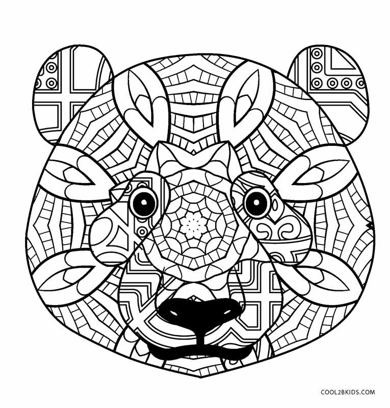 Baby Pandas Coloring Pages - Coloring Home | 800x765