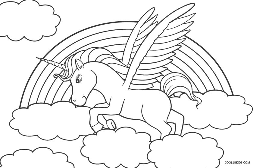 - Unicorn Coloring Pages Cool2bKids