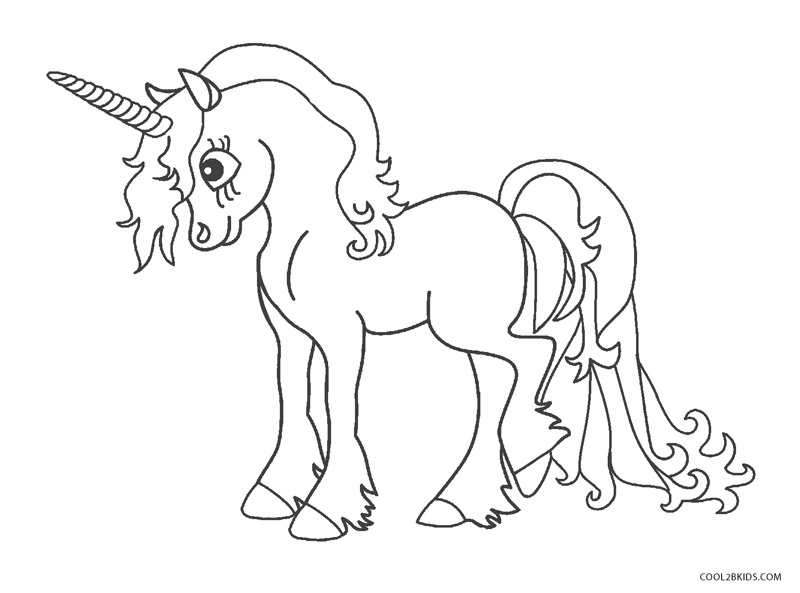 Get This Free Printable Unicorn Coloring Pages for Adults PL652 ... | 593x800