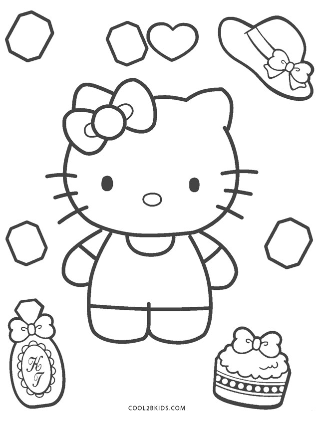 Free Printable Kids Coloring Pages | Cool2bKids