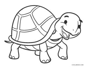 Free Printable Turtle Coloring Pages For Kids | Cool2bKids