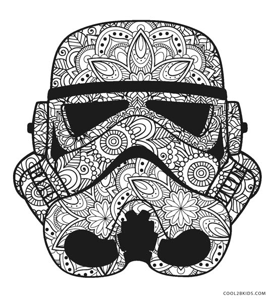 Free Printable Star Wars Coloring Pages For Kids | Cool2bKids