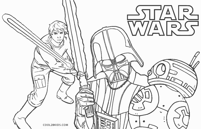 - Free Printable Star Wars Coloring Pages For Kids