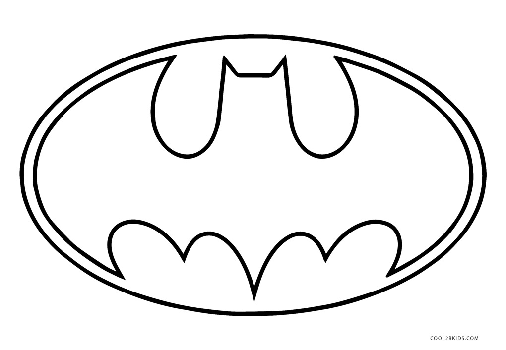 Free Printable Batman Coloring Pages For Kids Cool2bkids