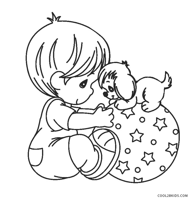 - Free Printable Precious Moments Coloring Pages For Kids