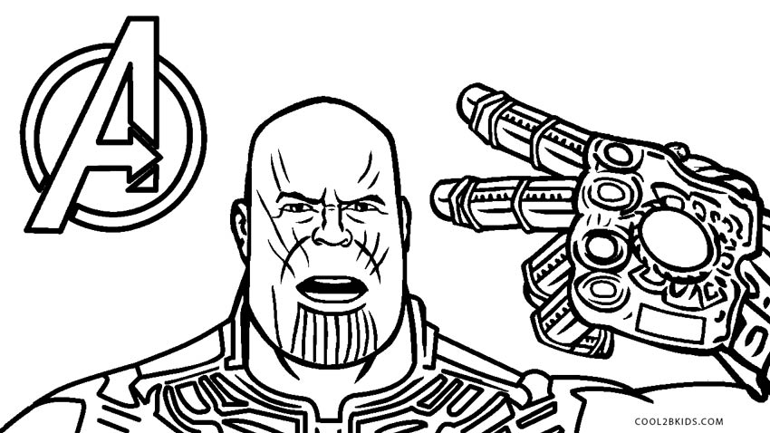Iron-man, Captain America, Hulk, Thor Coloring Pages | The ... | 478x850