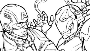free m&m coloring pages | Free Printable Avengers Coloring Pages For Kids | Cool2bKids