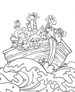 free printable bible coloring pages for kids