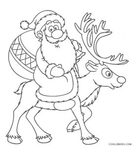 Free Printable Deer Coloring Pages For Kids Cool2bkids