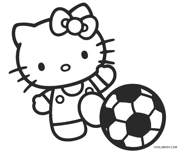 - Free Printable Soccer Coloring Pages For Kids