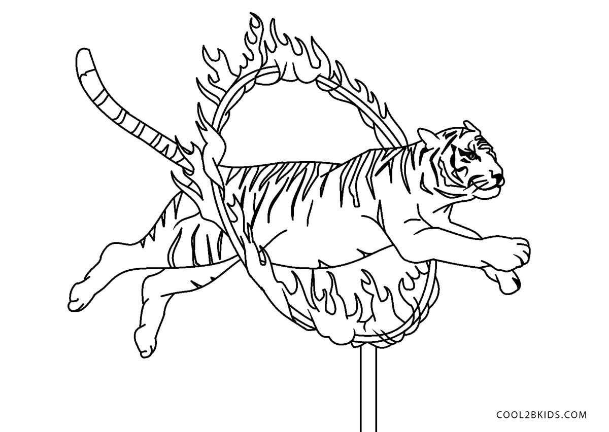 Circus Animal Coloring Pages | Printable performing circus dog ... | 852x1200