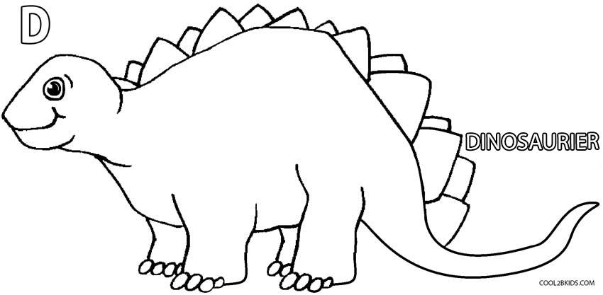 Ausmalbilder Dinosaurier Malvorlagen Kostenlos Zum Ausdrucken