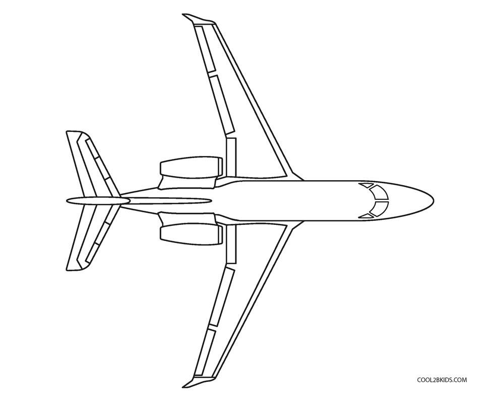 ausmalbilder flugzeug  malvorlagen kostenlos zum ausdrucken