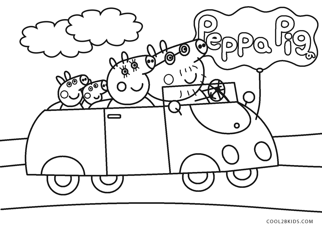 Cartoon Coloring Pages Cool2bKids