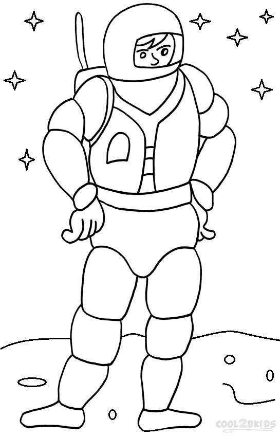 ausmalbilder astronauten  malvorlagen kostenlos zum