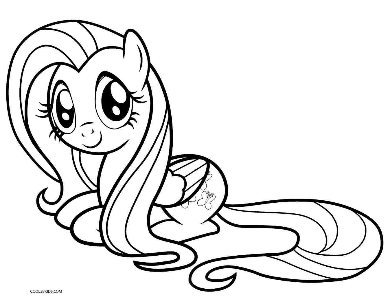 Ausmalbilder My Little Pony Malvorlagen Kostenlos Zum Ausdrucken