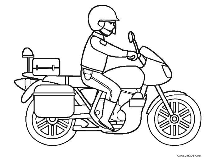 ausmalbilder motorrad  malvorlagen kostenlos zum ausdrucken