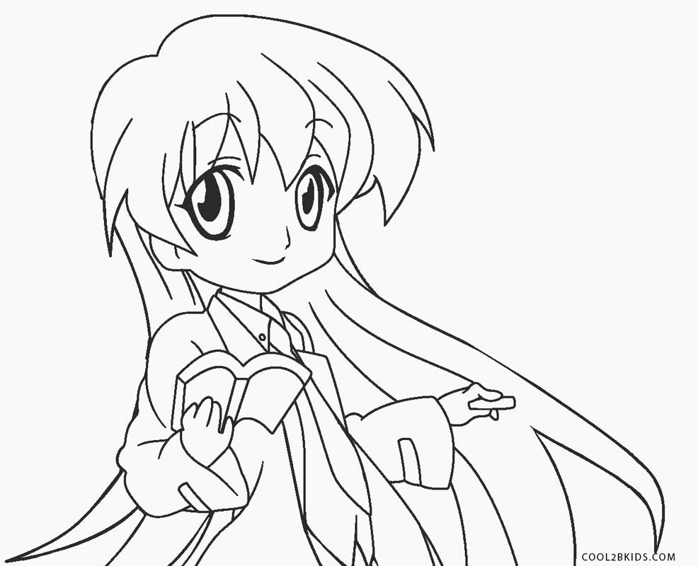 anime ausmalbilder ausdrucken kostenlos - anime