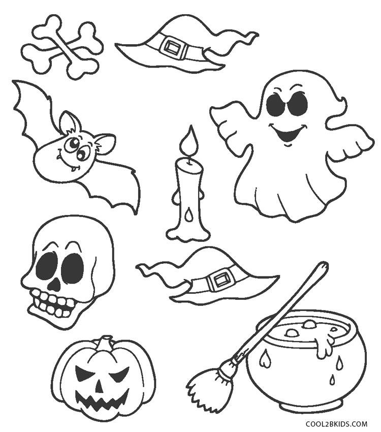 ausmalbilder halloween  malvorlagen kostenlos zum ausdrucken