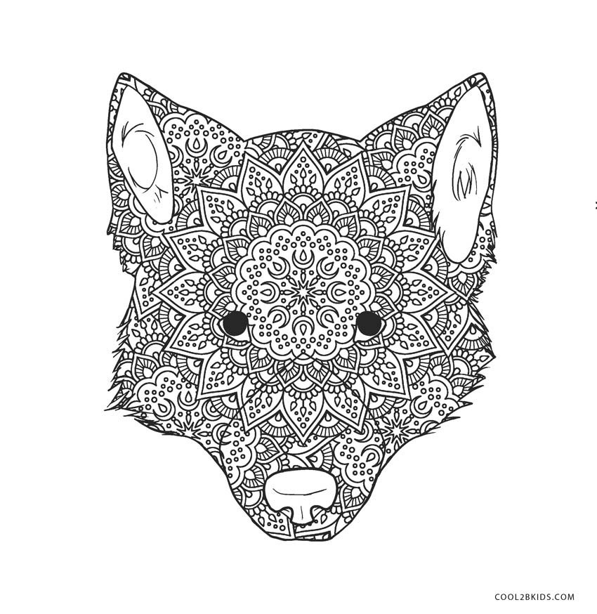 ausmalbilder wolf  malvorlagen kostenlos zum ausdrucken