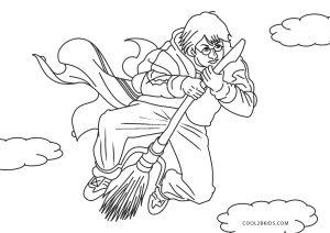 Ausmalbilder Harry Potter Malvorlagen Kostenlos Zum Ausdrucken
