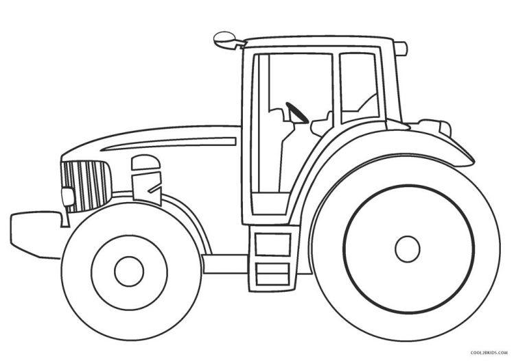 ausmalbilder traktor  malvorlagen kostenlos zum ausdrucken
