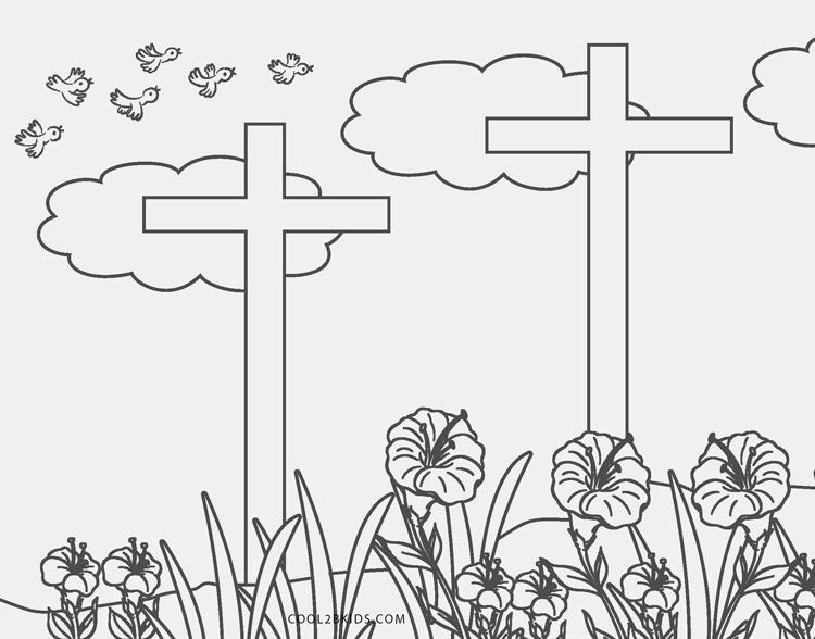 Kostenlos ausmalbilder christlich ostern Ausmalbilder Ostern